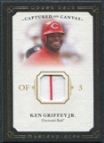 2008 Upper Deck UD Masterpieces Captured on Canvas #GR Ken Griffey Jr.