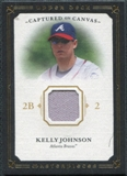 2008 Upper Deck UD Masterpieces Captured on Canvas #JO Kelly Johnson