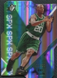 2008/09 Upper Deck SPx Radiance #2 Ray Allen /25