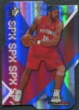 2008/09 Upper Deck SPx Radiance #5 Rasheed Wallace /25