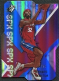 2008/09 Upper Deck SPx Radiance #6 Richard Hamilton /25
