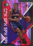 2008/09 Upper Deck SPx Radiance #24 Joe Johnson /25