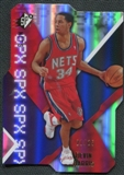 2008/09 Upper Deck SPx Radiance #28 Devin Harris /25