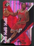 2008/09 Upper Deck SPx Radiance #31 Ben Gordon /25