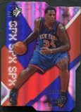 2008/09 Upper Deck SPx Radiance #40 Eddy Curry /25