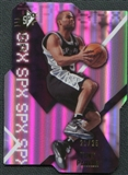 2008/09 Upper Deck SPx Radiance #56 Tony Parker /25