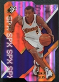 2008/09 Upper Deck SPx Radiance #73 Monta Ellis /25