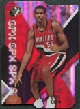 2008/09 Upper Deck SPx Radiance #76 Greg Oden /25