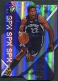 2008/09 Upper Deck SPx Radiance #87 Rudy Gay /25