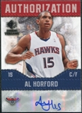 2008/09 Upper Deck SP Rookie Threads Authorization #AUAH Al Horford Autograph