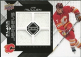 2008/09 Upper Deck Black Diamond Jerseys Quad #BDJMU Joe Mullen