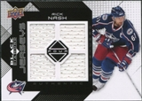 2008/09 Upper Deck Black Diamond Jerseys Quad #BDJRN Rick Nash