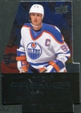 2008/09 Upper Deck Black Diamond Premier Die-Cut #PDC60 Wayne Gretzky