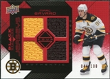 2008/09 Upper Deck Black Diamond Jerseys Quad Ruby #BDJSA Marc Savard /100