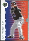 2008 Upper Deck Ultimate Collection #5 Pedro Martinez /350