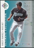 2008 Upper Deck Ultimate Collection #14 Hanley Ramirez /350