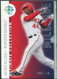 2008 Upper Deck Ultimate Collection #16 Lastings Milledge /350
