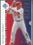 2008 Upper Deck Ultimate Collection #19 Troy Glaus /350