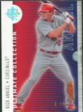 2008 Upper Deck Ultimate Collection #21 Rick Ankiel /350