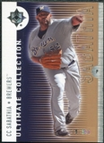 2008 Upper Deck Ultimate Collection #27 CC Sabathia /350