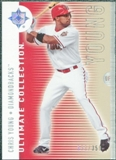 2008 Upper Deck Ultimate Collection #39 Chris B. Young /350