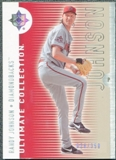 2008 Upper Deck Ultimate Collection #40 Randy Johnson /350