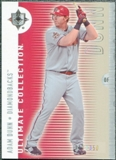 2008 Upper Deck Ultimate Collection #41 Adam Dunn /350