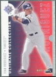 2008 Upper Deck Ultimate Collection #54 Ivan Rodriguez /350