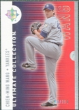 2008 Upper Deck Ultimate Collection #60 Chien-Ming Wang /350