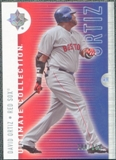 2008 Upper Deck Ultimate Collection #64 David Ortiz /350