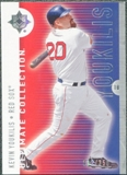 2008 Upper Deck Ultimate Collection #68 Kevin Youkilis /350