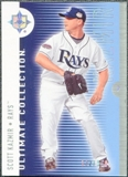 2008 Upper Deck Ultimate Collection #72 Scott Kazmir /350