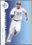 2008 Upper Deck Ultimate Collection #74 B.J. Upton /350