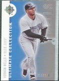 2008 Upper Deck Ultimate Collection #75 Vernon Wells /350