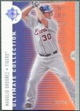2008 Upper Deck Ultimate Collection #81 Magglio Ordonez /350