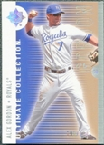 2008 Upper Deck Ultimate Collection #84 Alex Gordon /350
