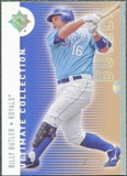 2008 Upper Deck Ultimate Collection #85 Billy Butler /350