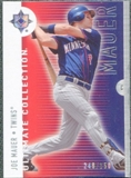 2008 Upper Deck Ultimate Collection #89 Joe Mauer /350