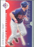 2008 Upper Deck Ultimate Collection #90 Justin Morneau /350
