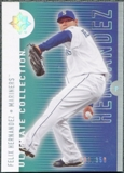 2008 Upper Deck Ultimate Collection #92 Felix Hernandez /350