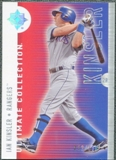 2008 Upper Deck Ultimate Collection #94 Ian Kinsler /350
