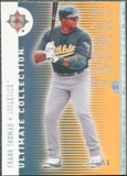 2008 Upper Deck Ultimate Collection #96 Frank Thomas /350