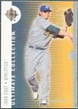 2008 Upper Deck Ultimate Collection #97 Jack Cust /350
