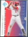 2008 Upper Deck Ultimate Collection #99 Vladimir Guerrero /350