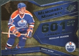 2008/09 Upper Deck SPx Memorable Moments #MMJK Jari Kurri