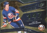 2008/09 Upper Deck SPx Memorable Moments #MMMI Mike Bossy
