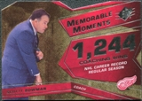 2008/09 Upper Deck SPx Memorable Moments #MMSB Scotty Bowman