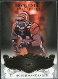 2008 Upper Deck Exquisite Collection #22 T.J. Houshmandzadeh /75