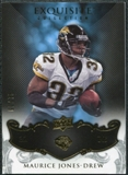 2008 Upper Deck Exquisite Collection #47 Maurice Jones-Drew /75