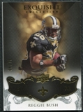 2008 Upper Deck Exquisite Collection #62 Reggie Bush /75